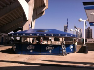 Bud Light Canopy for BofA Stadium3