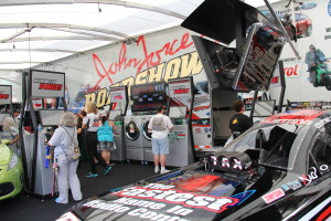 John Force Midway Canoy Inside