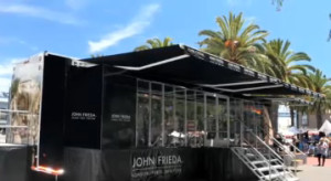 John Frieda Salon Tour Canopy